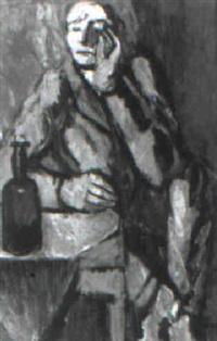 portvinsdrickare by martin emond
