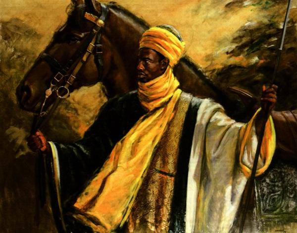 le prince cavalier by christian libessart