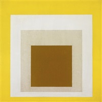 commemorative (homage to the square) by josef albers