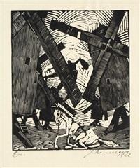 don quijote von der mancha, ritter der traurigen gestalt (20 works) by arminius hasemann