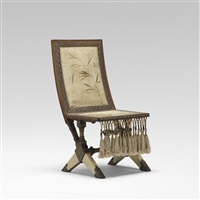 chair by carlo bugatti