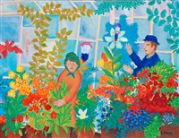 in the greenhouse by lennart jirlow