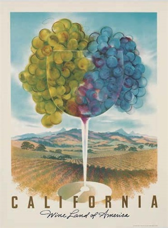 californiawine land of america by louis macouillard