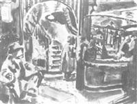 pub interior by george hooper