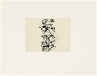 cyprian evocation by brice marden