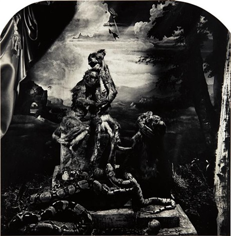 laokoön, new mexico by joel-peter witkin