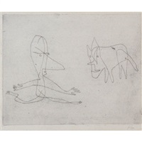 was lauft er by paul klee