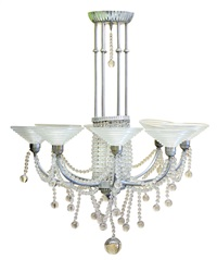 chandelier by georges leleu