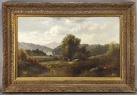 hudson river landscape by hamilton hamilton