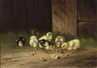 chicks by franklin harrison miller