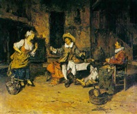 in the tavern by maximo juderias caballero