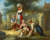 lessive by alexandre léonard