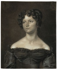 the daughter of the count von gneisenau by franz krüger