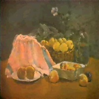 nature morte aux pommes by irena remiz