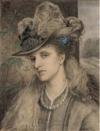 an elegant lady by emma sandys