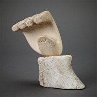 human hand by karoo ashevak