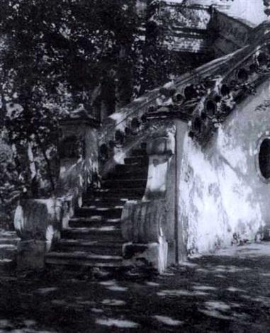 stairway by jaromir funke