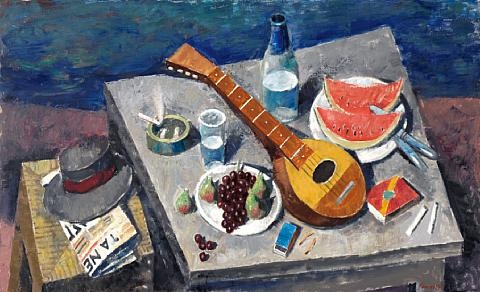 summer table by pavlos samios