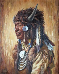 walking buffalo, stoney by marla wilson