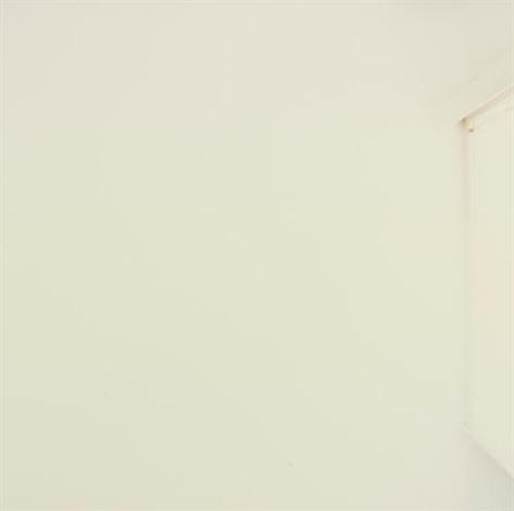 ground no. 38 (white room with window edge) by uta barth