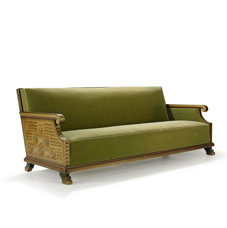 Sofa By Otto Wretling On Artnet