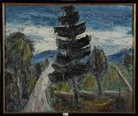 paysage by holmead (clifford holmead phillips)