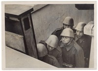 entrainement militaire (7 works) by karel hajek