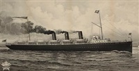 the northern steamship company by fred pansing