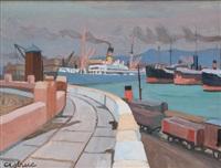 le port autonome by edmond astruc