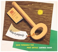 the key to prosperity/post office savings bank by manfred reiss