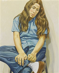 untitled by philip pearlstein