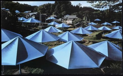 untitled (2 works) by christo and jeanne-claude