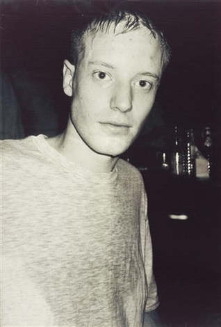 young man chemistry summer by wolfgang tillmans