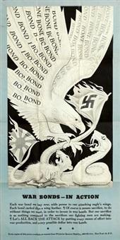 war bonds - in action by boris artzybasheff