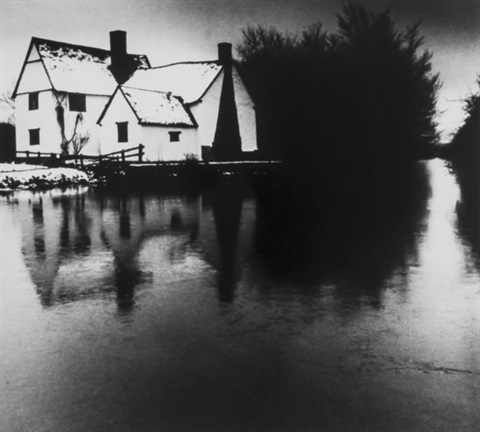 lotts cottage flatford mill suffolk by bill brandt