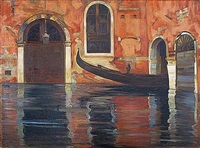 venise, case de rio by alfred smith