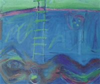 die schwimmerin by anita miller