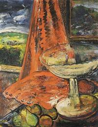 a still life by nikolai mikhailovich rodionov