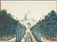 the taj mahal by anonymous-indian (19)