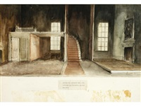 a set design by john piper