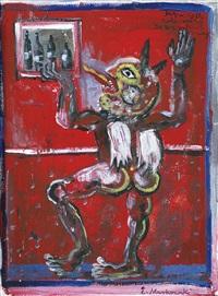 diavoletto like wine by eugeniusz markowski
