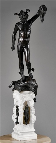 Perseus With The Head Of Medusa By Benvenuto Cellini On Artnet
