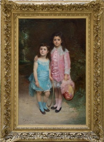 les enfants by timoléon marie lobrichon