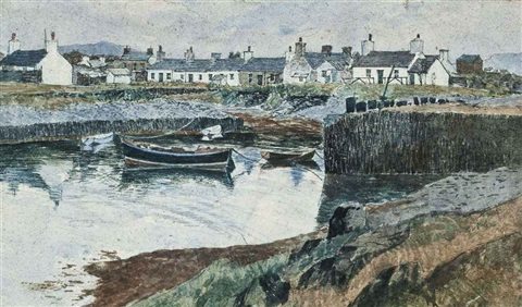twilight easdale oban by james mcintosh patrick