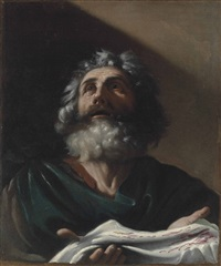 jacob mourning over joseph's coat by guercino