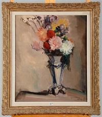 vase de fleurs by charles dehoy
