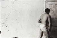 the violent act (5 works) by duane michals