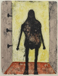 venus negra, from mujeres by rufino tamayo