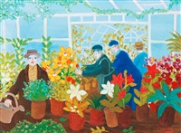 in the flower store by lennart jirlow