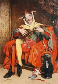 the jester by john w. perrin